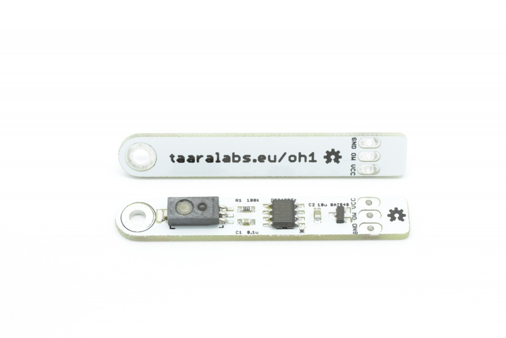 1-Wire humidity and temperature sensor