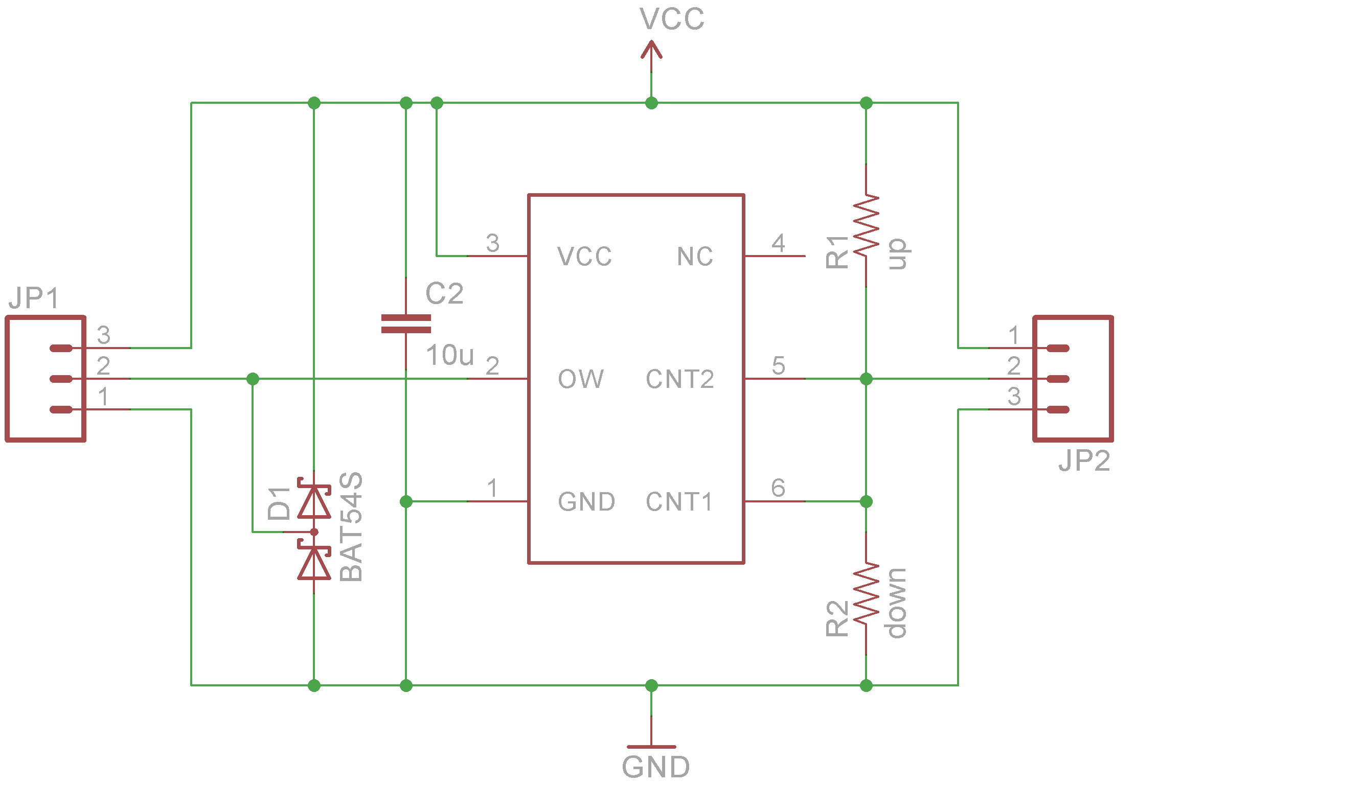 One Wire Schematic Kd70hmicrodeode
