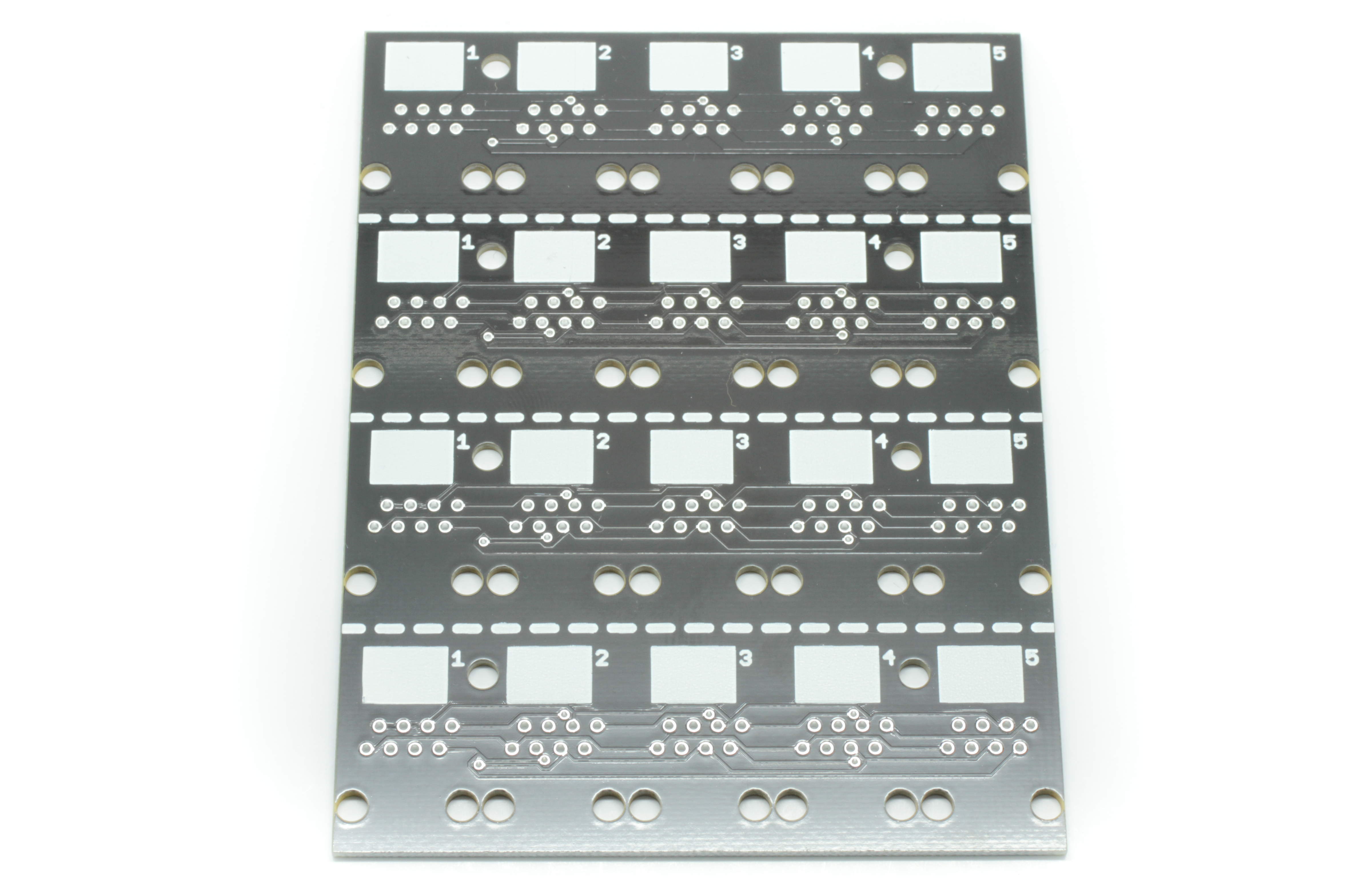 PCB panel front